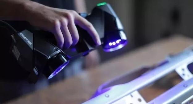 三维扫描让工业测量更快速更精准