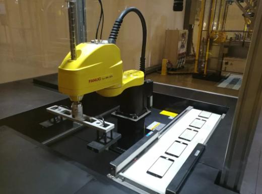 新基建刺激SCARA工业机器人再发展